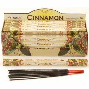 Cinnamon Incense Sticks | Buy Online at the Asian Cookshop